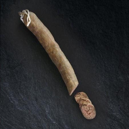 ANDOUILLE BEARNAISE DE PORC NOIR DE BIGORRE - PADOUEN LE PORC NOIR