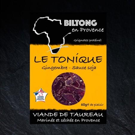 LE TONIQUE - 60G - BILTONG EN PROVENCE