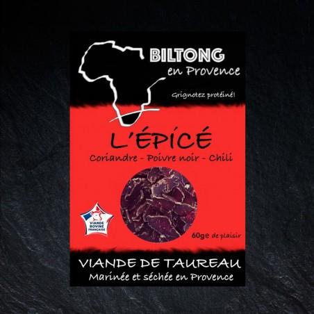 L'EPICE - 60G - BILTONG EN PROVENCE