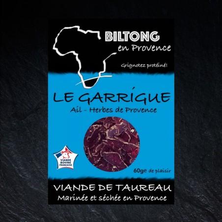 LE GARRIGUE - 60G - BILTONG EN PROVENCE