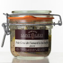 FOIE GRAS DE CANARD ENTIER TRUFFE 14% -180G - DOMAINE SAINT GERY