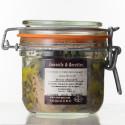 fois gras truffé du domaine de saint Gery 14% de truffe
