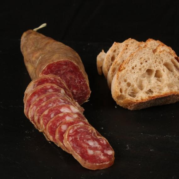 Saucisson de porc fermier - ENJACQUET