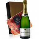 bos sant vastentin champagne & jambon ibérique