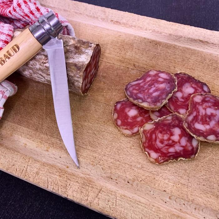 saucisson SAVOYARD 100% artisanal et sans ferment
