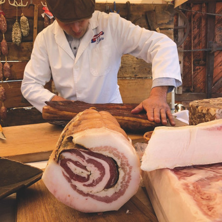 PANCETTA ROULEE AFFINEE 7 MOIS - I SALAM'D GIORS