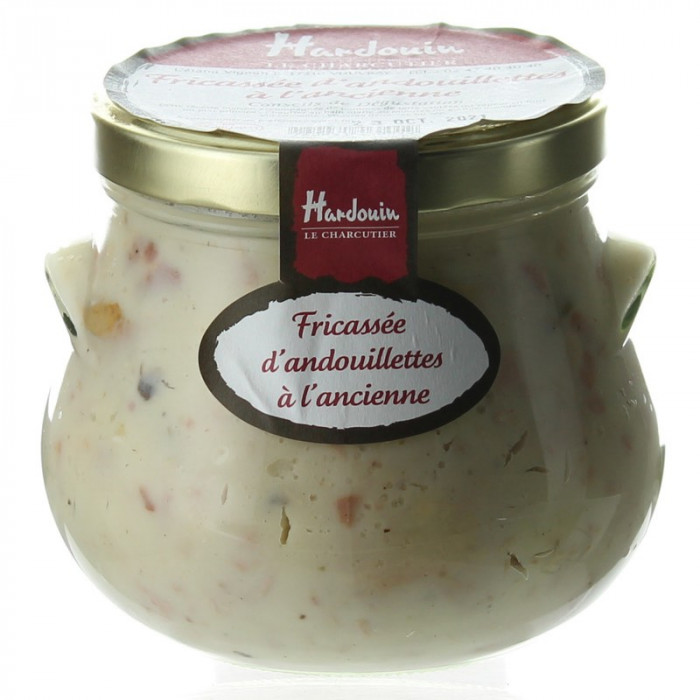 FRICASSEE D'ANDOUILLETTES A L'ANCIENNE 720G - HARDOUIN
