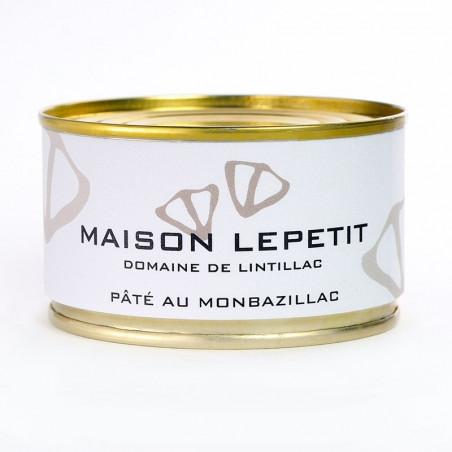 PATE MONBAZILLAC 130G - MAISON LEPETIT