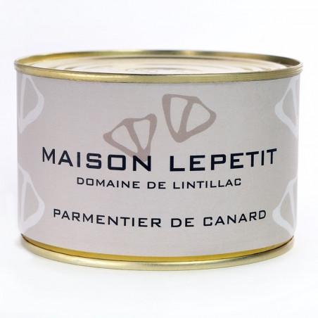 PARMENTIER DE CANARD 400G - MAISON LEPETIT